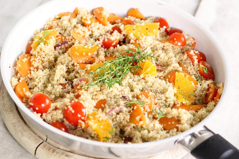 De gezondheidsvoordelen van quinoa voor jong en ou