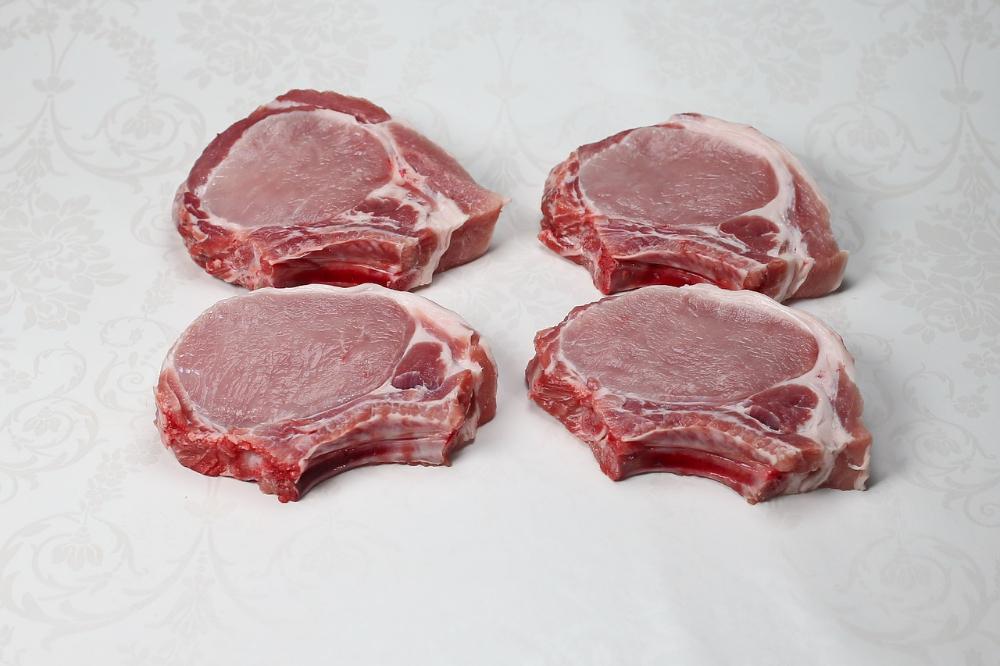 De populariteit van varkensvlee