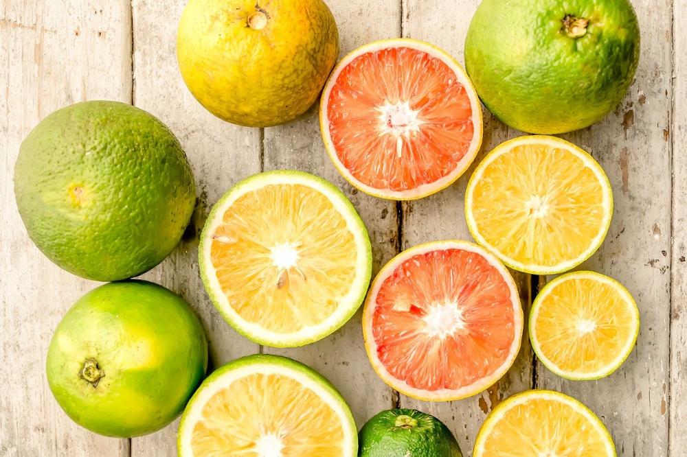 De veelzijdigheid van citrusfruit
