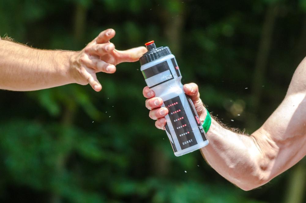 De voordelen van sportdrank